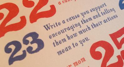 #ReasonsToWrite Number 23...