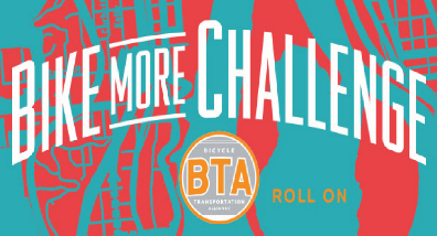 The Bike Commute Challenge is now the Bike More Challenge, and it's happening in May!